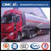 Hot 3alxe Cimc Huajun Aluminium Alloy Fuel/Oil/Gasoline/LPG Tanker