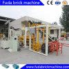 Semi Automatic Hydraulic Cement Interlocking Paver Brick Making Machine