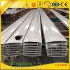 China Foshan Factory Custom Extruded 6063 6061 Aluminium Profiles