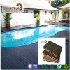 Foshan Co-Extrusion WPC Composite Deck Flooring Used for Swimming Pool