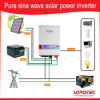 off Grid Back up and Hybrid Solar Power System - Solar Inverter with MPPT Solar Charge Controller