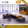 MDF Office Furniture L Shape Manager Office Desk (HX-8NE018C)