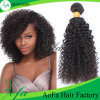7A Grade Kinky Curly Virgin Human Hair Mongolian Remy Hair