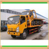 700p Nkr Isuzu 5tons Lift Flatbed Rollback Slide Integrated Tow Truck