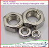 M6, M8, M10 Carbon/Stainless Steel Hex Head Nut Galvanized DIN934