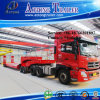 50-80 Tons Over Heavy Cargo Transportation Low Bed Semi Trailer