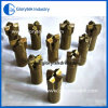 Made in China R25/T38/T45thread Cross Carbide Bit