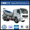 9cbm Heavy Duty Concrete Mixing Truck with HOWO Chassis