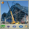 Movable Industrial Steel Building Fabrication Fire Resistence Painted