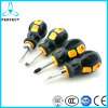 No-Slip TPR Handle CRV Mini Screwdriver