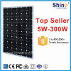 250W Mono-Crystalline Solar Panel with TUV&Ce Certificate