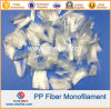 PP Monofilament Fiber for Concrete Cement