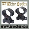 Vector Optics Scope Tactical 30mm High Weaver Rail Mount