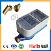 Low Price Intelligent RF Card Brass Body Prepaid Water Meter with Free Software