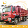 Used Sinotruk HOWO Trucks 10 Wheels Tipper Dump Truck 6X4 Good Condition for Africa