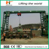 Gantry Crane Hoist Goliath Crane with Grab