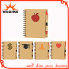 Custom Notebook with Paper Pen for Promotion (SNB116)