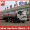 Diesel Engine 25000L Tank Truck for Chemiacal Liquid