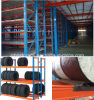 Medium Duty Load Long Span Rack with Steel Decking Panel