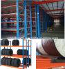 Medium Duty Load Long Span Rack with Steel Decking Panel