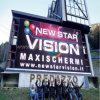 P26.66 Outdoor Full Colour Advertisement Big Size LED Screen