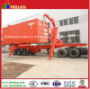 Hydraulic Container Semi Trailer Self Loading Container Loader