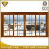 Reasonable Price Aluminum Sliding Door Safety Door Design with Grills Inside