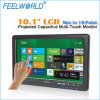 10.1 Inch Projected Capacitive Multi Touch Screen LCD Monitor