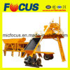 25m3/H-50m3/H Small Mobile Concrete Plant with Bag Type Cement