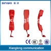 Cheap Plastic K Style Payphone Handset with CE Certification