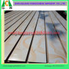 New Design PVC Slatwall Panel, MDF Slot Board