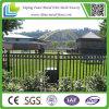 8ft Long Dupont Powder Coated Wrought Iron Fence Panels