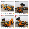 Xiniu Backhoe Loader, High Quality Wheel Backhoe for Sale 0.3/1.15m3 Bucket