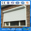 Aluminium Sliding Glass Window with Roller Shutter
