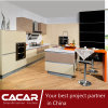 The Night of Turin Lacquer Kitchen Cabinet with Island (CA12-16)