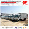 4t Light Duty Box Cargo Truck with Air Conditioner