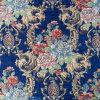 Floral Chenille Sofa Fabric
