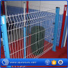 SGS Certificate PVC Painted Galvanized 3D Lowe Fencing Installation Costwith Factory Price