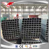 Ms Black or Galvanized Square Tubing/ Ms Rectangular Tubing with Holes for Sales