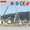 Heat Resisting Rotary Kiln (ZK Series) for Building Materials and Chemical Production