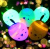 Christmas and Halloween Decoration Rabbit Shape LED Balloon