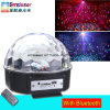 Crystal Magic Ball LED Stage Lamp Voice Control LED 6 Colors Stage Lighting