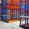 Electrical Powered Mobile Pallet Rack for Cold Store Warehouse Use
