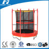 55 ′′ Round Kids Mini Trampoline with Safetynet