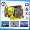 10 Ton Pulling Winch Marine Equipment with ABS Standards