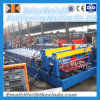 1100 Type Color Steel Roof Roll Forming Machine