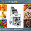 Coffee Bean Packing Machine with Measuring Cup