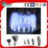Fan-Shape Nozzle Spray Water Outdoor Garden Fountain