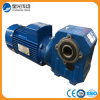 K Series Helical Bevel Gearbox Speed Reducer/Bevel Gearbox