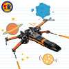 Stars War X-Wing Warplanes Blocks Toy for Kids